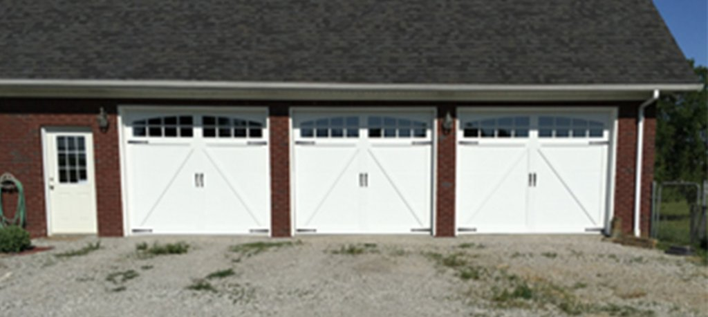 Residential garage door warranties